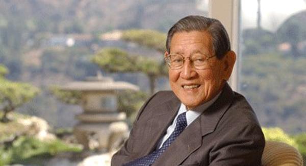 In Memoriam: George Aratani (1918-2013)
