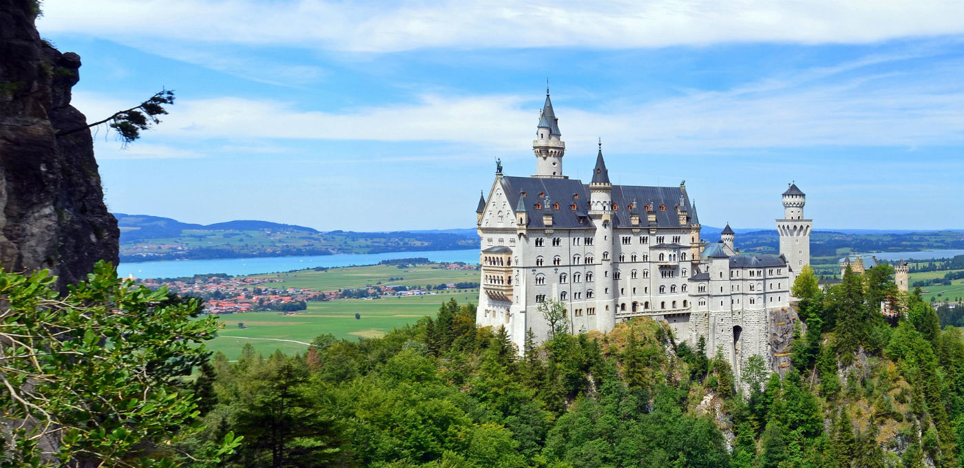 Image for Neuschwanstein Castle in Bavaria, Germany