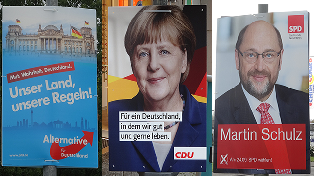 Coalitions and the enduring importance of stability in German politics