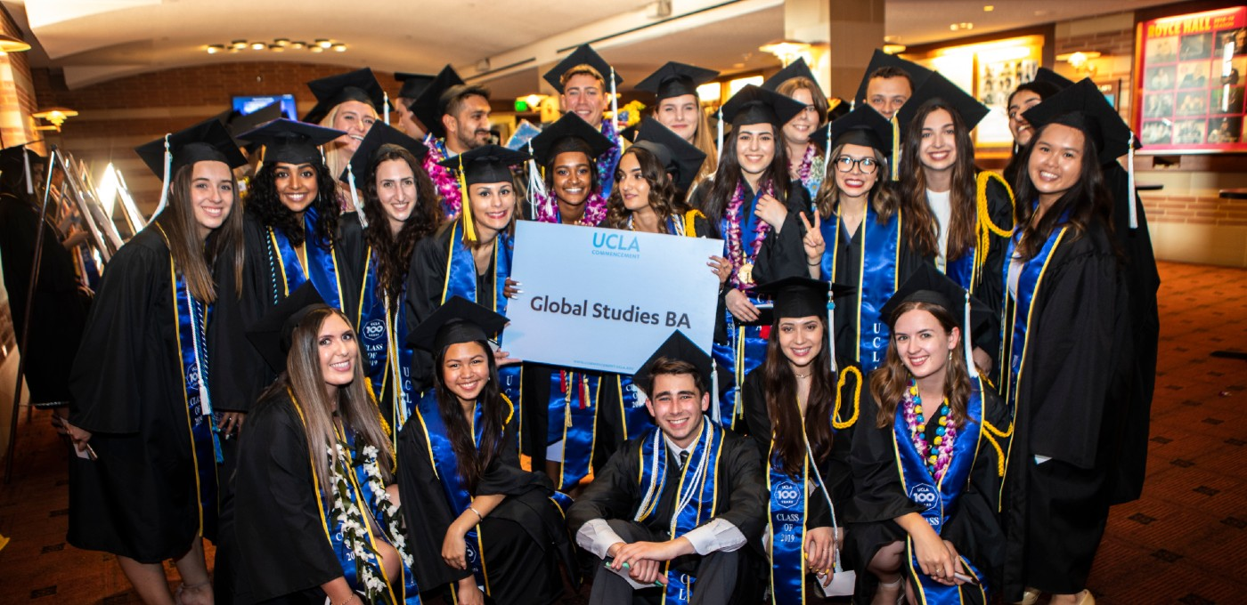 Photo for Global Studies Commencement