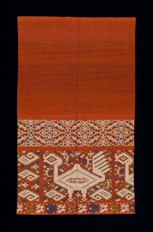 Tour of Fowler Museum Exhibits on Southeast Asian Women and Textiles