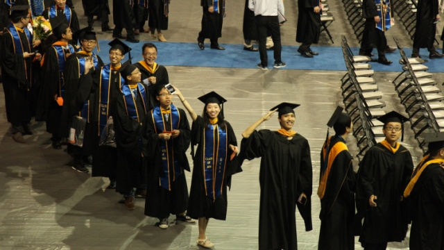 "Second Class of PKU-UCLA Integrated BS+MS ""3+2"" Program Graduates"