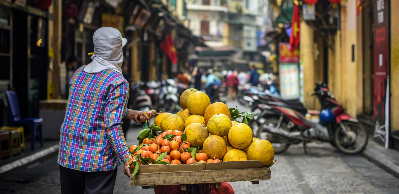 Image for Old Town in Hanoi, Vietnam