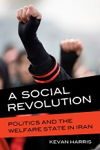 Image for A Social Revolution: Politics and the Welfare State in Iran