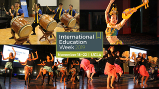 Image for International Education Week kicks off Nov. 18