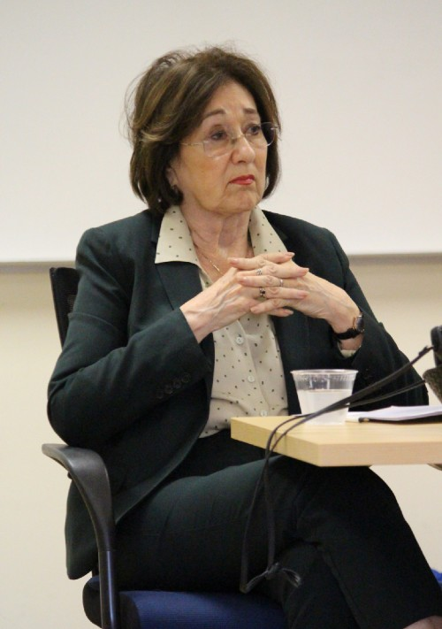 Professor of Education Patricia Gandara. (Photo: Guilia Piscitellia/ UCLA.)