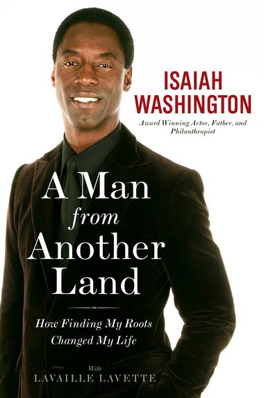 A lecture and book signing with Isaiah Washington