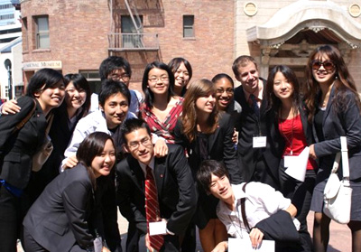 60th Japan-America Student Conference