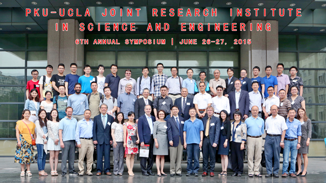 Sixth Annual PKU-UCLA JRI Symposium