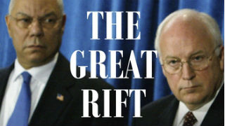 Image for The Great Rift: Dick Cheney, Colin Powell, and the Broken Friendship That Defined an Era