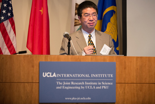 UCLA-Peking University symposium highlights scholars' collaborative research, innovations