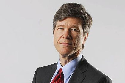 "Arnold C. Harberger Lecture on Economic Development with Prof. Jeffrey Sachs, Columbia University: ""What Causes Economic Growth? Two Centuries of Global Evidence"""