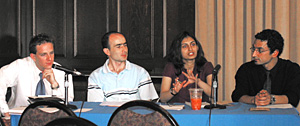 Middle East Graduate Students Explore Frontiers in UCLA Conference