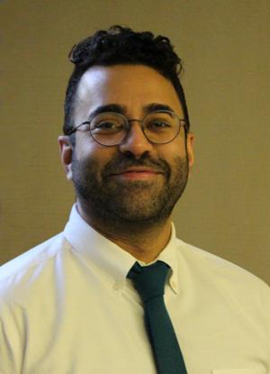 Ronak K. Kapadia of the University of Illinois at Chicago. (Photo: Maria Amaya Morfin/UCLA.)