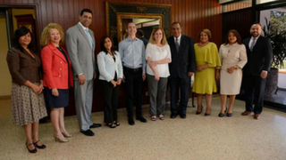 UCLA faculty visit Dominican Republic, offer expert advice