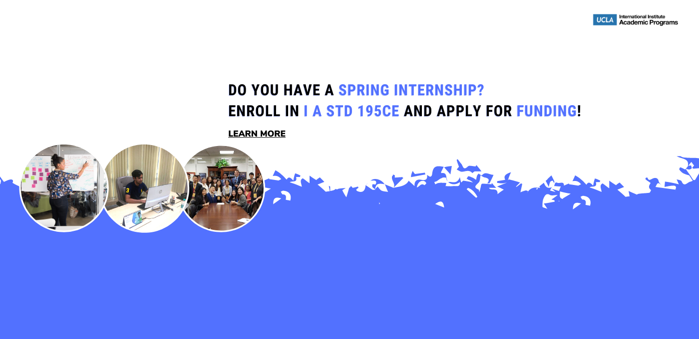 Image for Earn major/minor credit for your Spring or Summer internship!