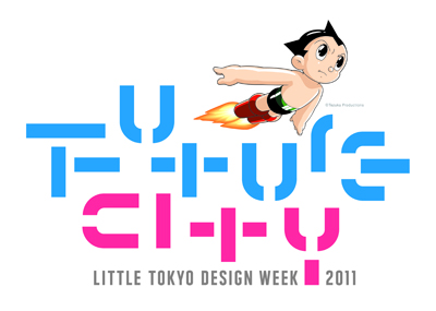 UCLA makes big splash at Little Tokyo Design Week in L.A.