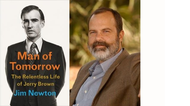 """PODCAST: """"Man of Tomorrow: The Relentless Life of Jerry Brown"""""""