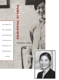 Eugenia Lean, UCLA Alumna, Wins Prize for Best Book in East Asian History