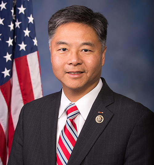Congressman Ted W. Lieu on Restricting First Use of Nuclear Weapons Act of 2017