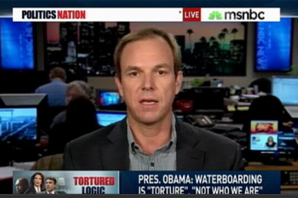 Burkle Fellow Matthew Alexander discusses GOP support of torture as an interrogation technique on MSNBC