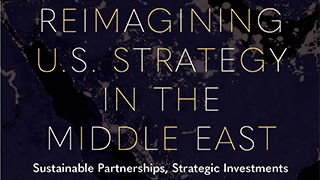 Image for Reimagining U.S. Strategy in the Middle East