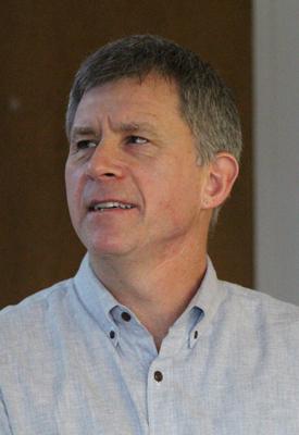 Georgetown University Professor James Millward. (Photo: Peggy McInerny/ UCLA.)
