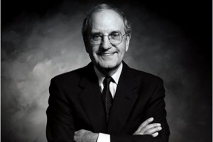 Senator George Mitchell in Conversation with NPR