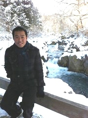 Alumnus Andrew Ng in happier times. Photos countesy of Ng.