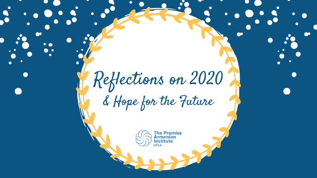 Reflections on 2020 and Hope for the Future