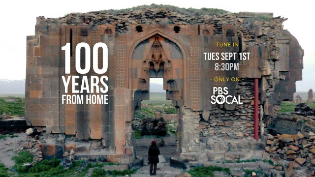 "[PBS Screening] ""100 Years from Home"" Broadcast on PBS SoCal"