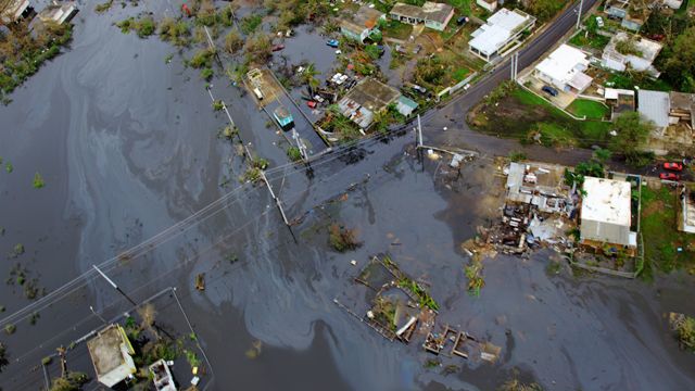 Where to Send Aid to for Puerto Rico and the Caribbean