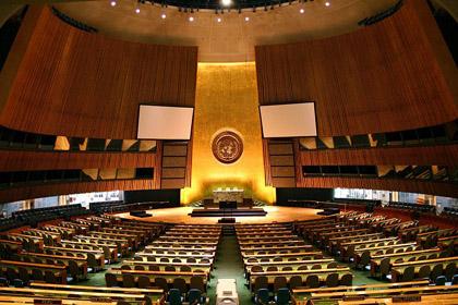 Palestine & the U.N.