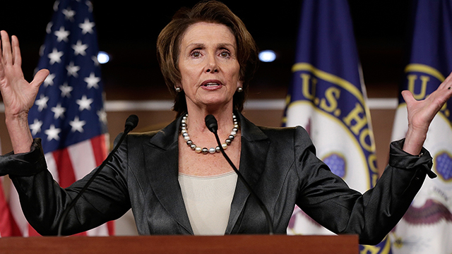 POSTPONED --- Due to the AFSCME Strike, The Brodie Lecture on the Conditions of Peace with Democratic Leader Nancy Pelosi (CA-12) has been postponed.