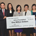 Photo for $1 million gift will create