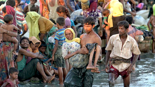 Photo for Rohingya crisis -- Genocide in