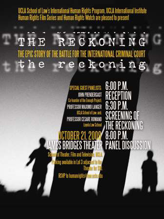 The Reckoning: The Epic Story of the Battle for the International Criminal Court