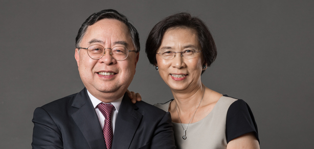 Photo for Ronnie and Barbara Chan