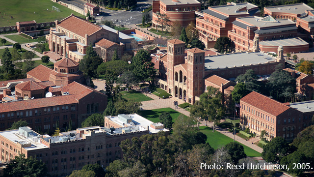 Image for UCLA ranked No. 1 Best Value School for 2018, No. 8 top public college