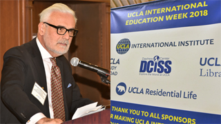 Image for Marcelo Suárez-Orozco speaks at UCLA Global Conversation