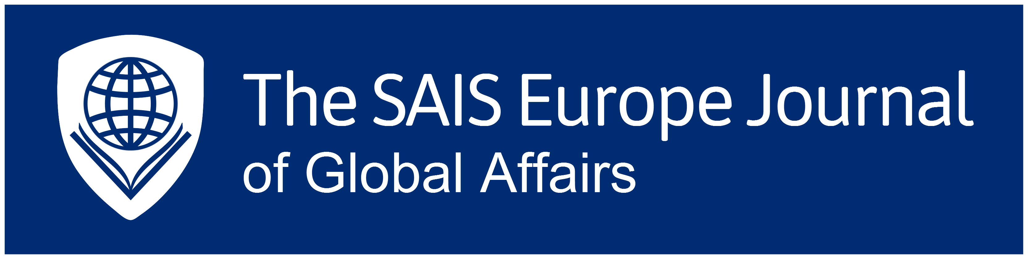 Johns Hopkins SAIS Europe Journal of Global Affairs - call for submissions