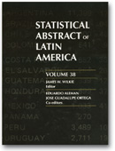 Statistical Abstract of Latin America