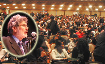 1,800 Fill Royce Hall for Edward Said Talk on Palestinian Rights
