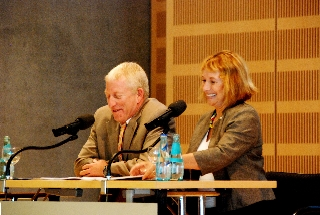 "Israel's Democracy: Past, Present, Future - Part 1: Fania Oz-Salzberger, Haifa University; Eli Salzberger, Haifa University; and Jonathan Varat, UCLA School of Law, ""Israel's Democracy and Supreme Court"""