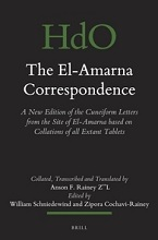 Image for The El-Amarna Correspondence, Volume 1
