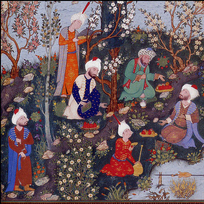 The Shahnameh: Iran's National Epic at the UCLA International ...