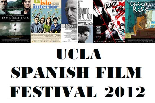 UCLA Spanish Film Festival 2012