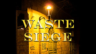 Image for Waste Siege: The Life of Infrastructure in Palestine