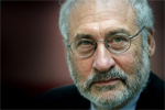 """America, Free Markets, and the Sinking of the World Economy,"" Joseph Stiglitz delivers the Arnold C. Harberger Distinguished Lecture"
