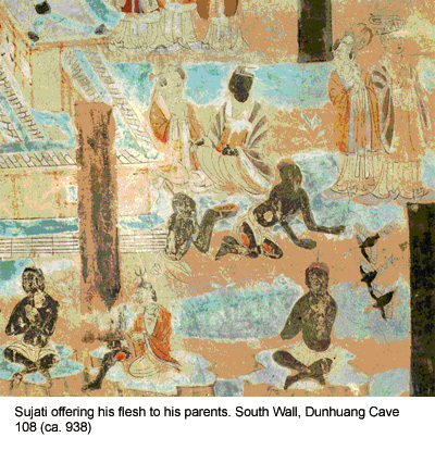 The Body & the Family: Filial Piety and Buddhism in Dunhuang Art